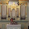 A 100 éves orgona avatása Fassang Lászlóval, Balatonkenese