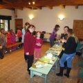 Karácsonyi dísz készítés a Gyülekezeti Házban
